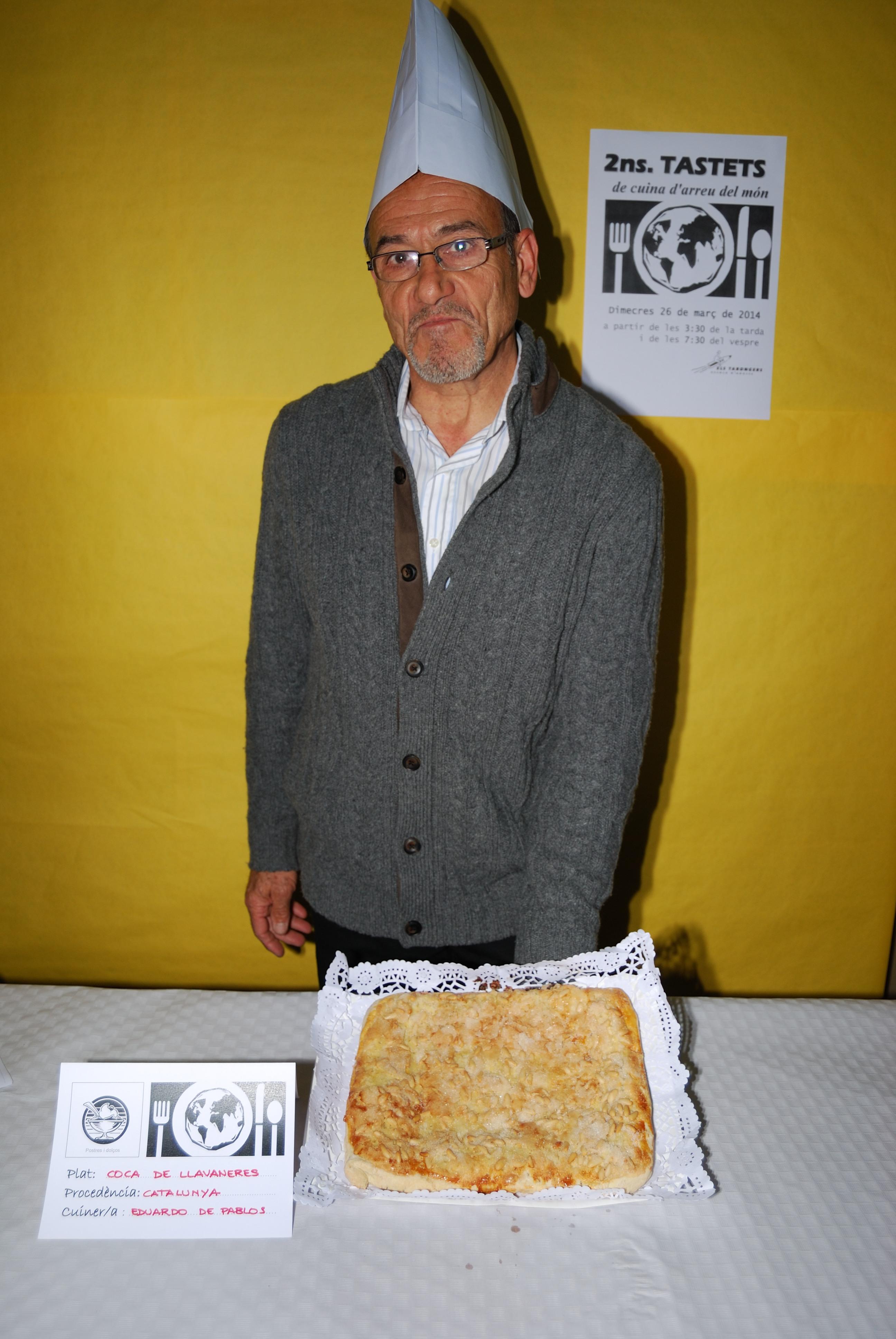 COCA DE LLAVANERES